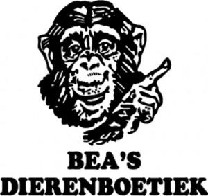 Bea's Dierenboetiek aan de Gierstraat in Haarlem